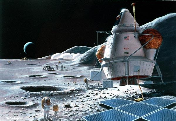 Раскрыты сроки появления российской базы на Луне