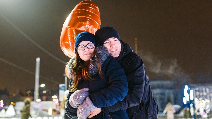 Названы лучшие места для свиданий в Москве на День святого Валентина