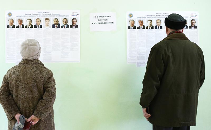Выборы-2018: Проголосовать за Путина и умереть