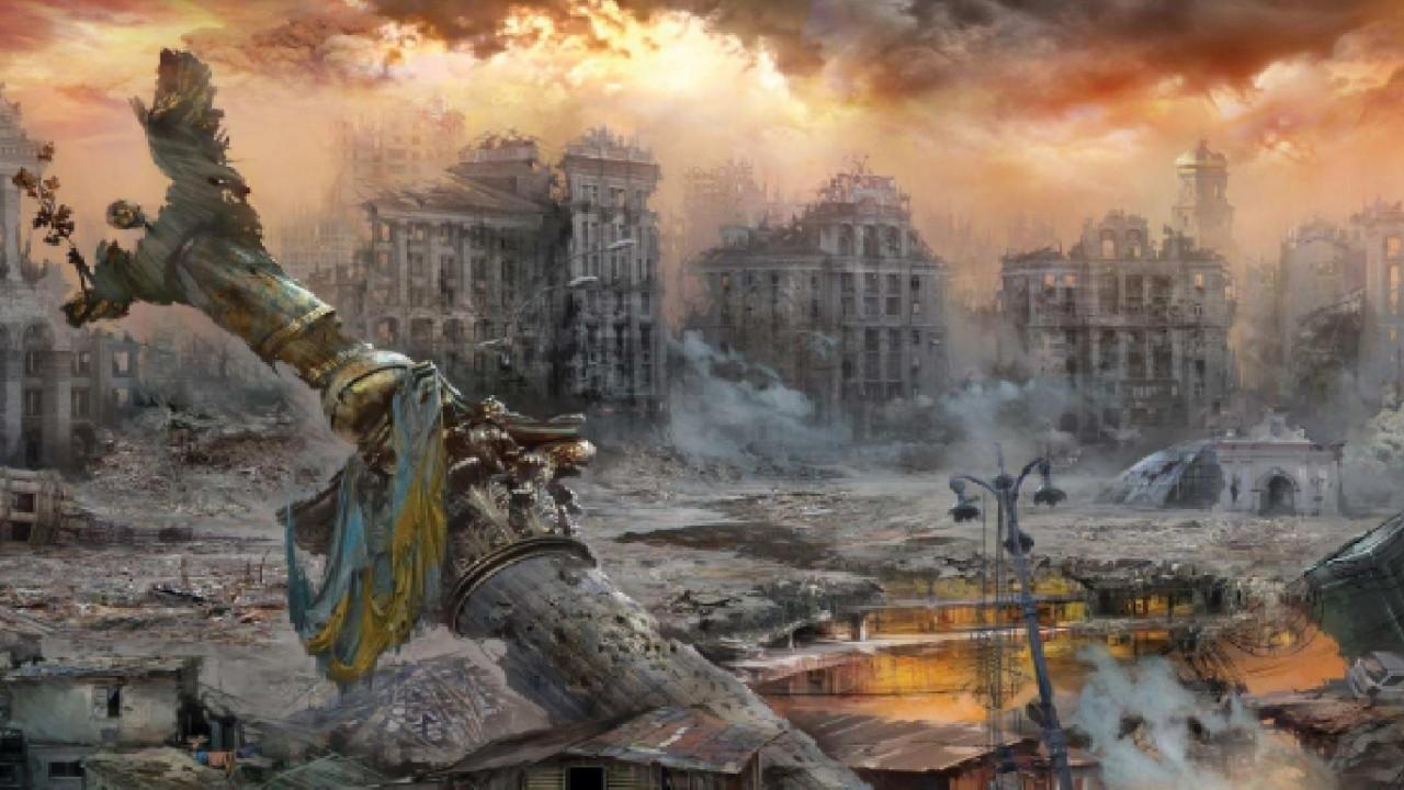 Война: страшный исход страны-банкрота