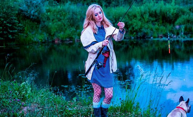 Вот почему женщин не берут на рыбалку