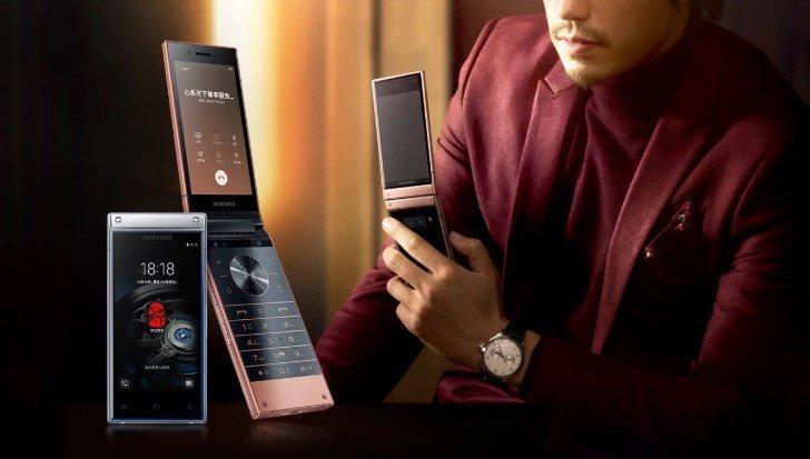 Флагманский смартфон-раскладушка Samsung W2020 получит 512 ГБ в базовой версии новости,смартфон,статья