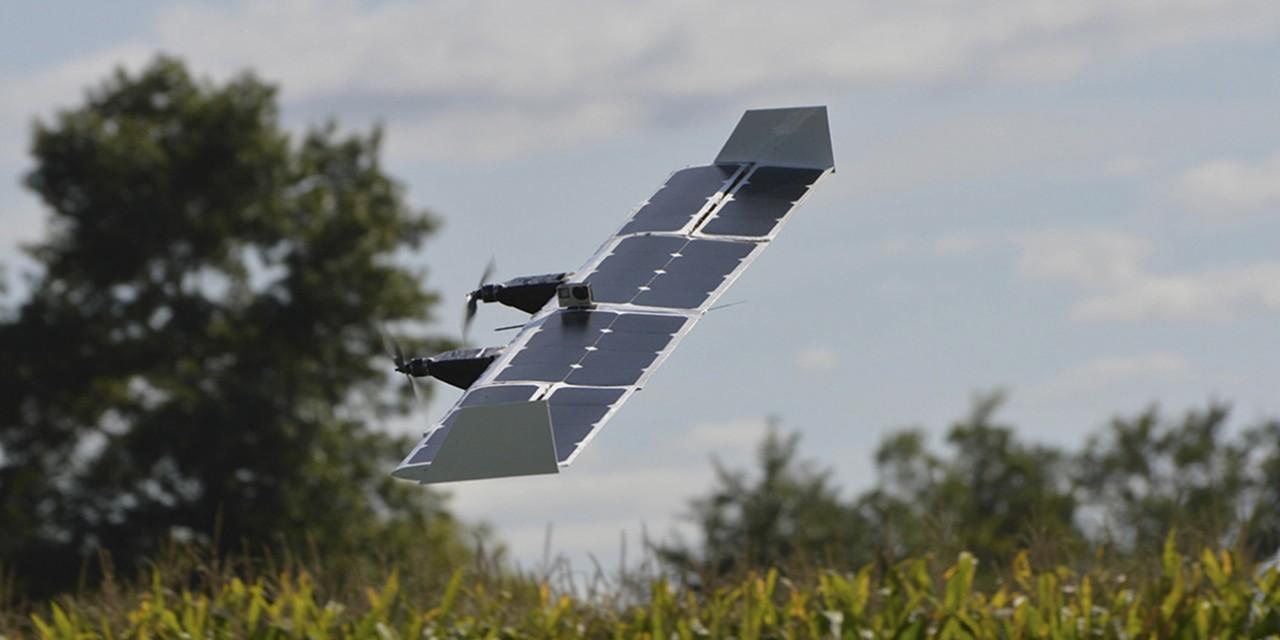 Разработчики создали беспилотное крыло-трансформер