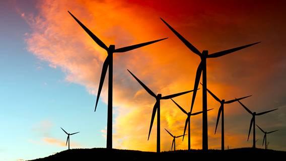 Благодаря шторму «Белла» Великобритания установила новый рекорд в ветроэнергетике ИноСМИ