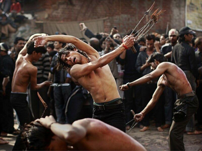 Самые страшные ритуалы в мире. Интересные факты
