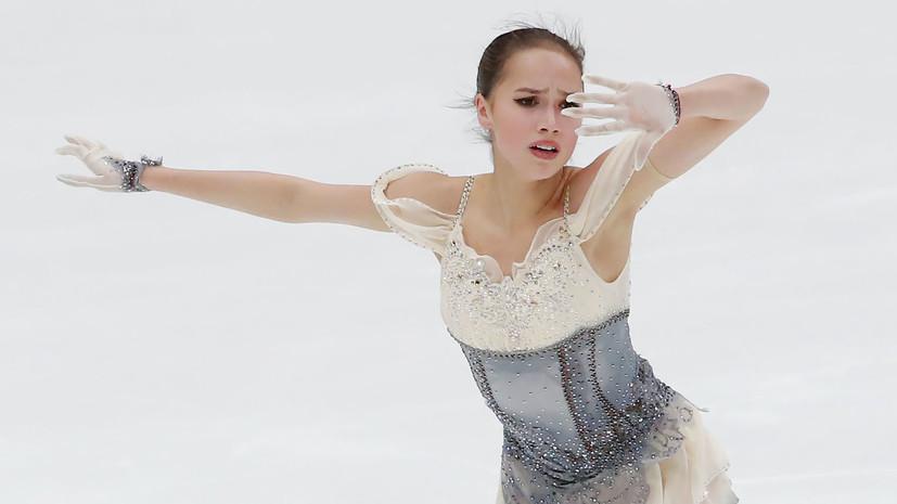 Двойное достижение: пара Тарасова — Морозов и Алина Загитова побили мировые рекорды на этапе Гран-при в Москве