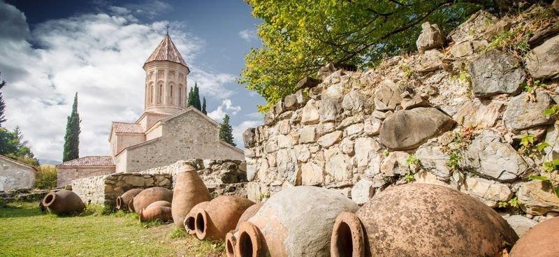 Грузинское вино оказалось древнейшим в мире