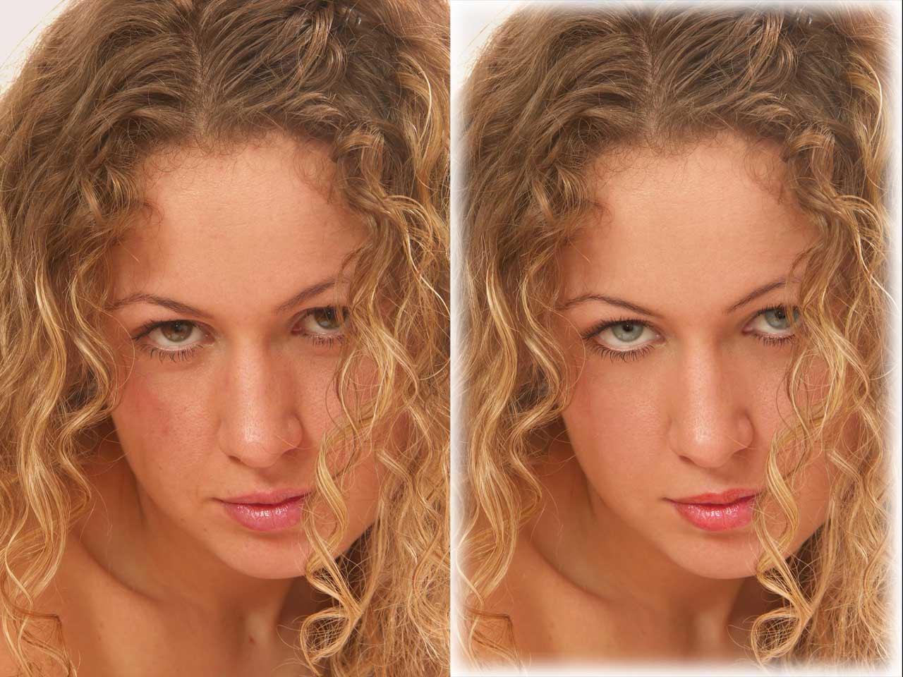 Насколько допустим фотошоп для обработки фото?