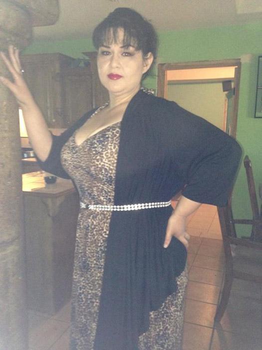 Майра розалес похудела на 408 кг