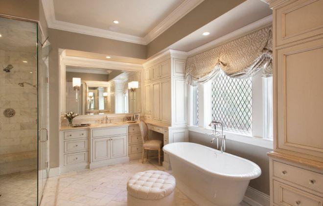 идеи отделки ванной комнаты