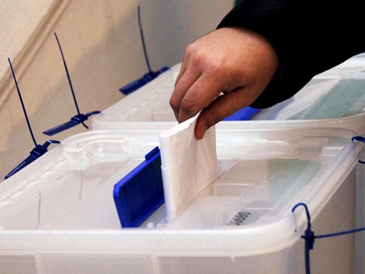 Выборы в Узбекистане признали состоявшимися