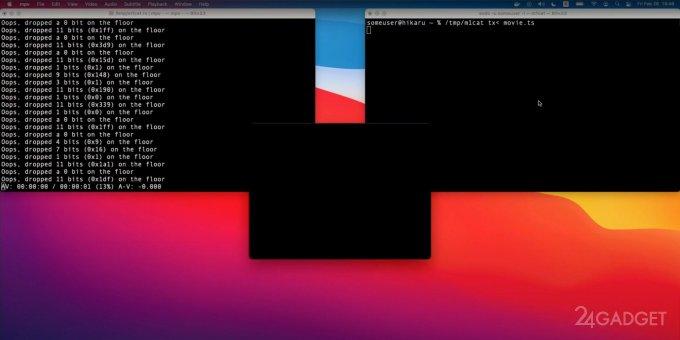 В процессоре Apple M1 надйена неисправимая уязвимость