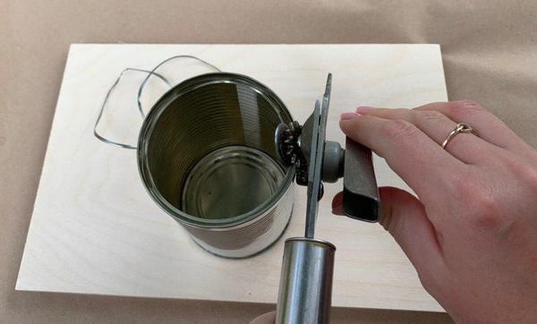 Крутые переделки: что можно сделать из жестяных банок для дома и дачи,мастер-класс,поделки