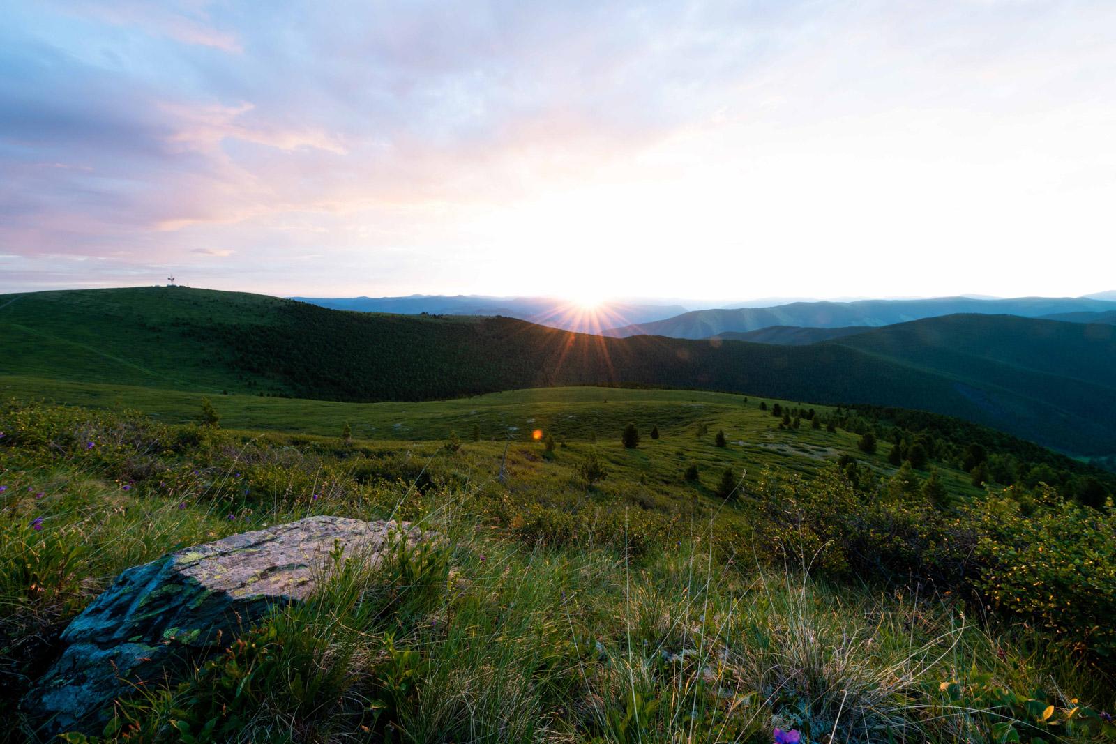 Путешествие по Алтаю: 8000 км на автомобиле за 8 дней Алтай,горы,путешествия