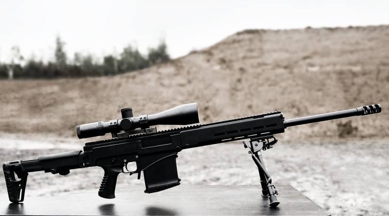 Шесть винтовок и два патрона. ОКР «Уголек» оружие