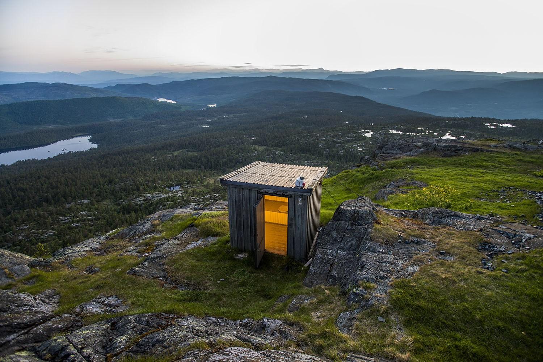Самые необычные и живописные туалеты планеты мир,планета,туалеты