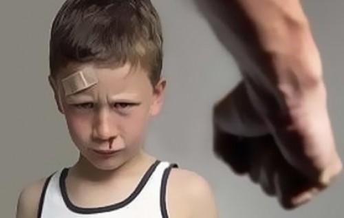 Можно ли бить чужих детей?