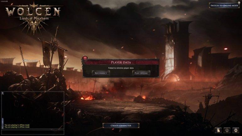 У Wolcen: Lords of Mayhem проблемы – десятки тысяч поклонников диаблоида обвалили сервера wolcen: lords of mayhem,Игровые новости,игроки,Игры