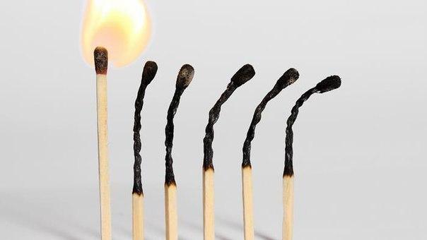 СЭВ – синдром эмоционального выгорания