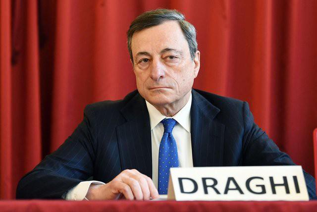 Драги: еврозоне необходим стабильный мировой рост
