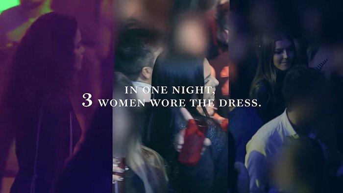 """""""Умное платье"""" показало истинные масштабы харрасмента Ogilvy, Schweppes, Ночные клубы, бразилия, сан-паулу, социальная реклама, умное платье, харрасмент"""