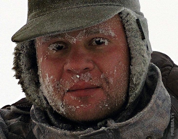 Выживший в снегах