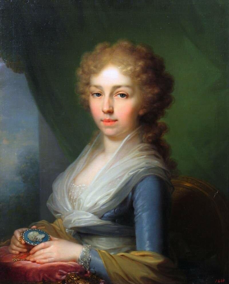 Какого ещё рожна надо было Александру I при такой жене история,интересное,былые времена