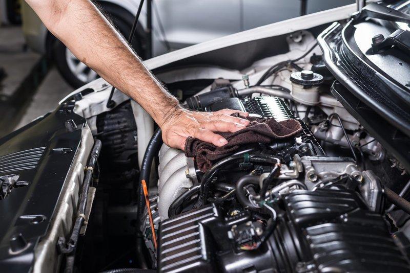 Миф 4. Нужно регулярно мыть двигатель авто, автомобиль, интересное, мифы, мойка, полезное, фото