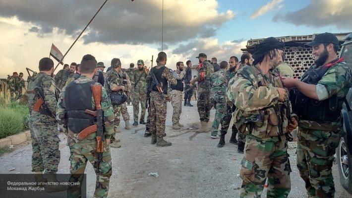 Зачистка котла в Дамаске: положение дел в Гуте показали на новых картах