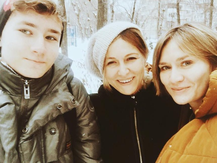 33-летняя Мария Машкова показала свою молодую красавицу маму