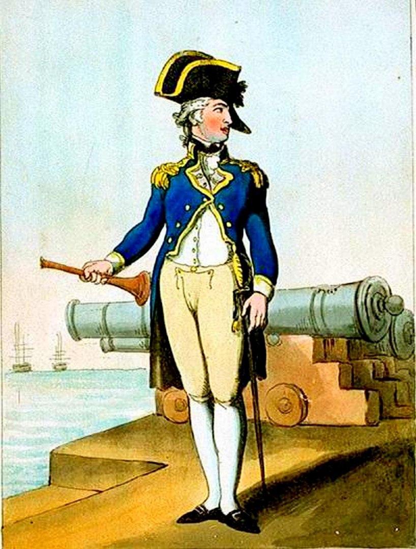 От юнги до адмирала.