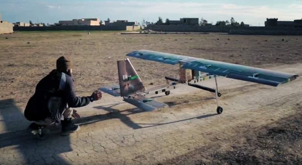 Восточный апгрейд: сверхмалая авиация террористов