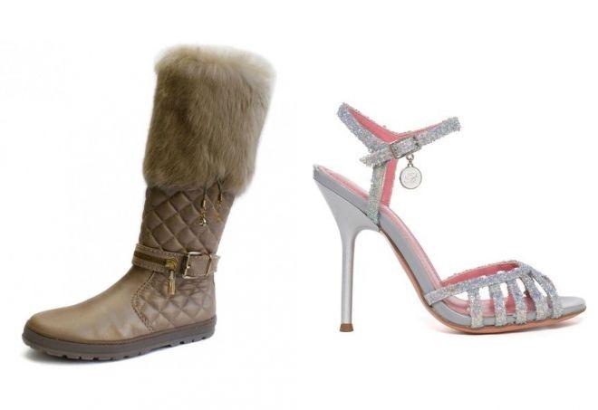 женская обувь blumarine