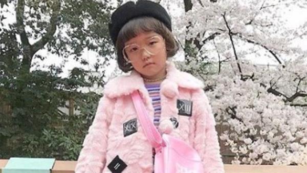 Маленькая модница: 7-летняя …