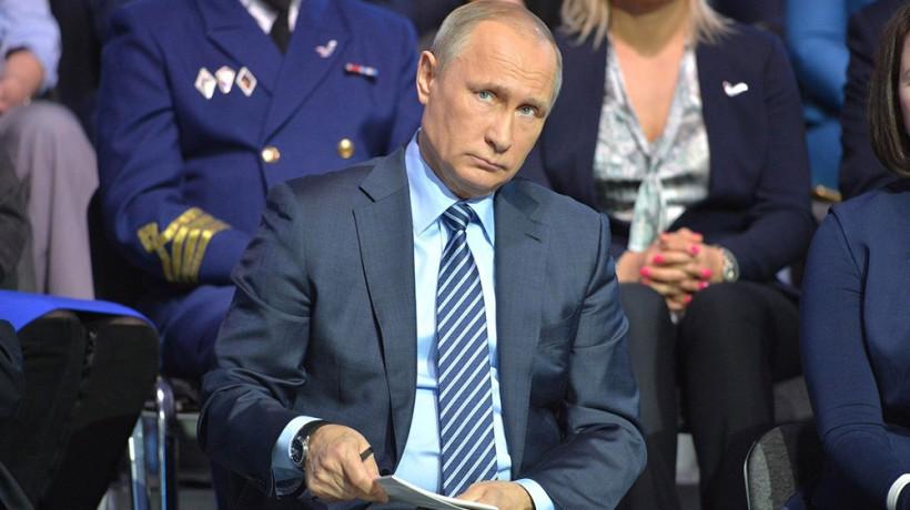 Путин анонсировал перестанов…