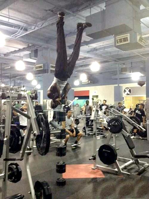 Быстрее, выше, сильнее: 16 зубодробительных моментов из спортзалов