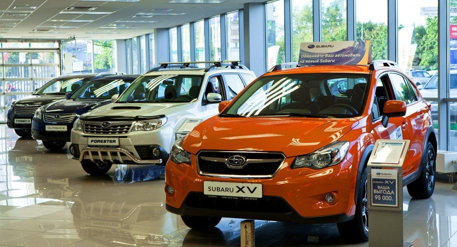 В майские праздники спрос на автомобили в РФ вырос на 22% Автомобили