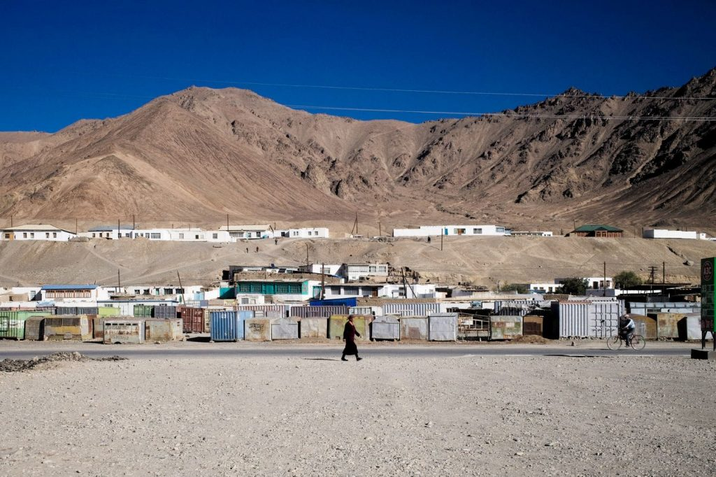 Центральная Азия: сценарий хаотизации геополитика