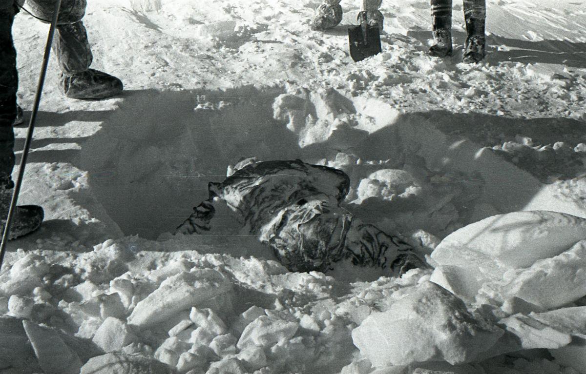 снегопаду начали гибель группы дятлова картинки организовать