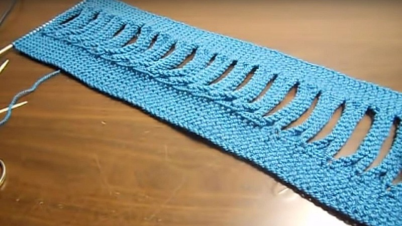 Вязание повязки на голову с объемной косой вязание,женские хобби,рукоделие,своими руками,умелые руки