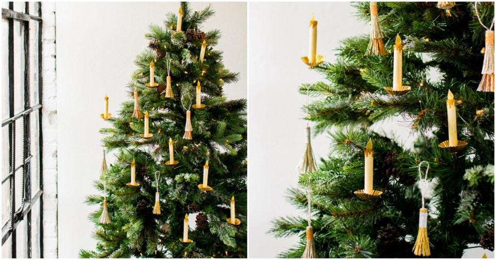Новогоднее украшение для красоты Вашей елочки