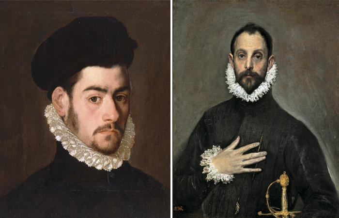 Санчес Коэльо и Эль Греко