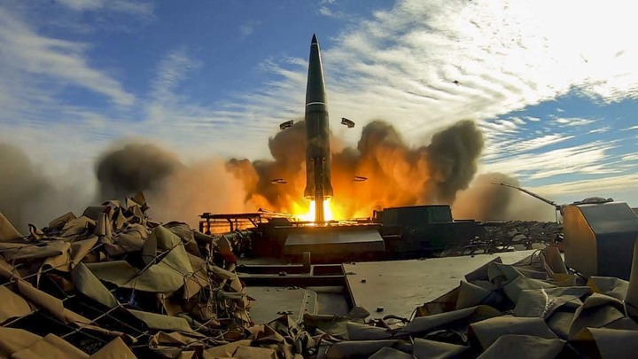 После дерзости США и диверсии Киева русские военные передали привет от Путина