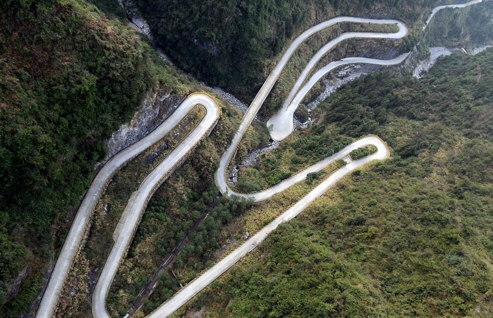 Выдающиеся канатные дороги мира