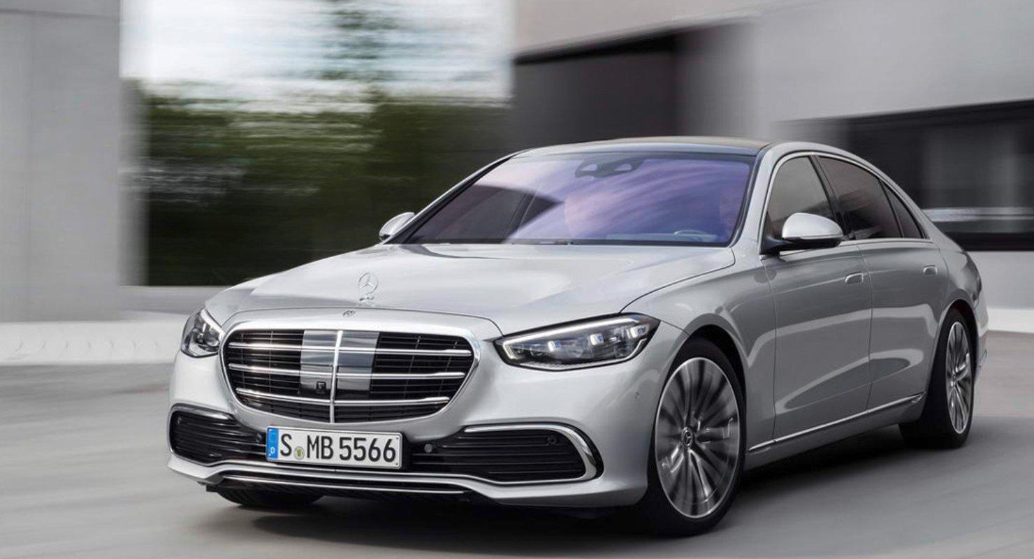 Новый Mercedes-Benz за 11 миллионов рублей появился у дилеров в России Автомобили