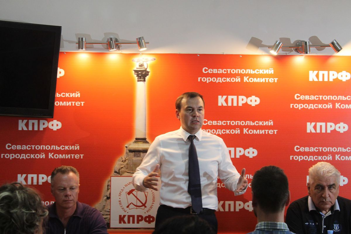 КПРФ рассмотрела Шевченко, Грудинина и Хирурга для выдвижения в Севастополе