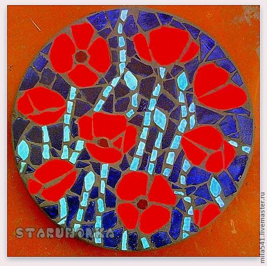 Мозаика моих дачных дорожек: мастер-класс