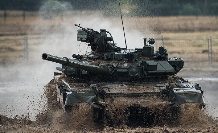 Все, что вы хотели узнать о грозных российских танках. War is Boring, США.