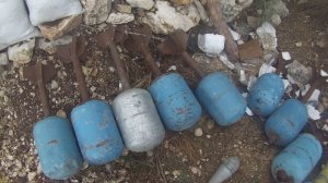 Провокация с применением химического оружия в Восточной Гуте