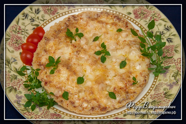 Яичница по-абхазски Акутагджи